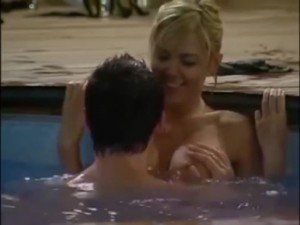 Sexo na piscina do Big Brother gringo
