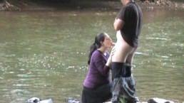 Na lagoa do amor a rola vira louvor