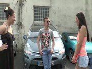 Image Encontro de carros que virou sexo