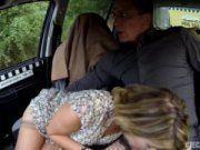 Image Loirinha num sexo gostoso com o taxista