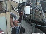 Image Caiu na net casal de safados metendo na laje