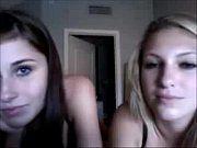 Primas ficando peladinhas na webcam