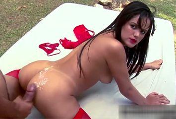 Thayne e Tony Tigrão na cena de sexo brasileiro